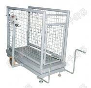 碳钢带围栏称畜秤价格