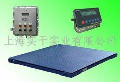 北京防爆5吨电子磅秤